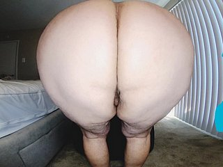 PHILLY Chunky ASS BIGGBUTT2XL TWERKING HIS JIGGLY Blanched Plunder