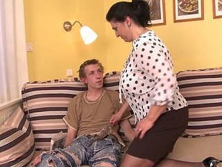 Nastyplace.org - Sex-mad Chubby Tits Mummy And