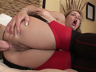 Mommy Ass Fucked Enduring